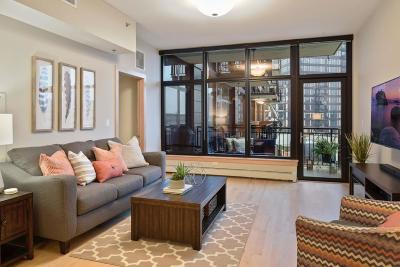 Minneapolis Condo/Townhouse For Sale: 1120 S 2nd Street #410