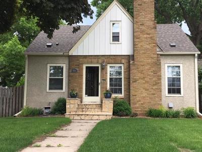 Minneapolis Single Family Home Contingent: 5837 Chicago Avenue