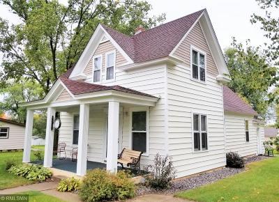 Sauk Centre Single Family Home For Sale: 415 Birch Street S