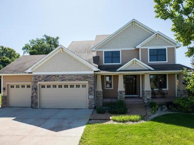 Prior Lake Single Family Home For Sale: 3365 Skinner Street SW