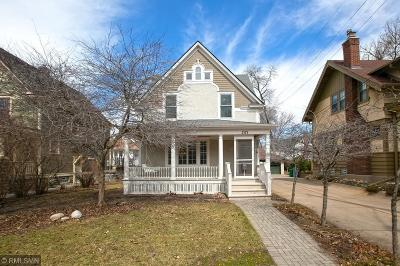Minneapolis Single Family Home Contingent: 2514 W 40th Street