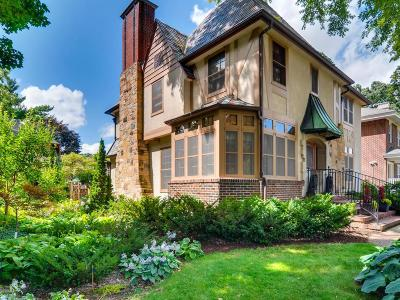 Minneapolis Single Family Home For Sale: 2428 Seabury Avenue