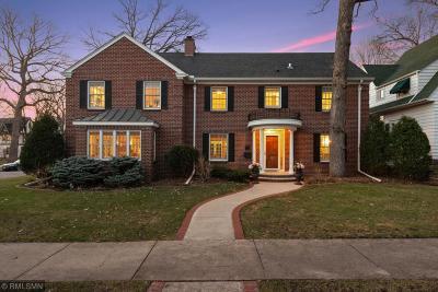 Saint Paul Single Family Home For Sale: 2263 Princeton Avenue