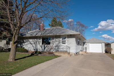 Rochester Single Family Home Contingent: 1650 3rd Avenue NE