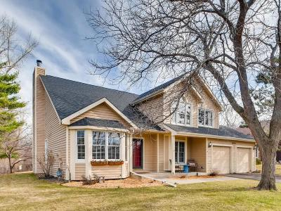 Eden Prairie Single Family Home For Sale: 14356 Westridge Drive