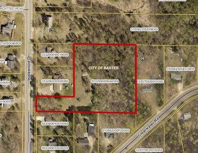 Baxter Residential Lots & Land For Sale: Tbd Inglewood Drive