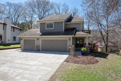 Eagan Single Family Home For Sale: 1578 Rustic Hills Drive