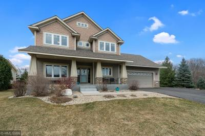 Maple Grove Single Family Home Contingent: 18112 87th Avenue N