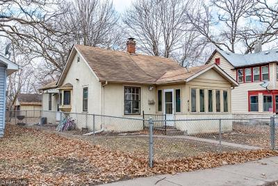 Minneapolis Single Family Home For Sale: 4119 James Avenue N