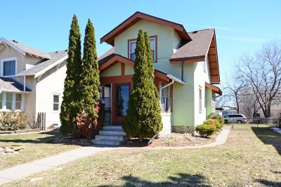 Minneapolis Single Family Home For Sale: 3950 Aldrich Avenue N