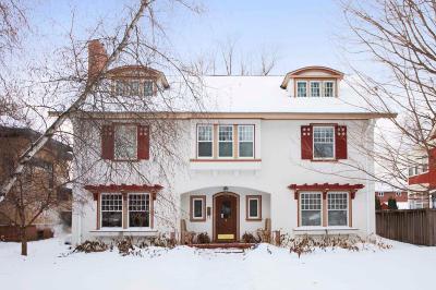 Saint Paul Single Family Home For Sale: 1504 Summit Avenue