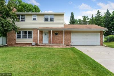 Minnetonka Single Family Home Contingent: 17144 Clear Spring Terrace