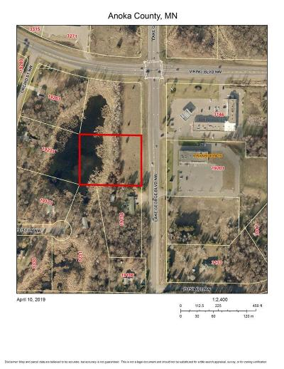 Oak Grove Residential Lots & Land For Sale: Xxxxx Lake George Blvd NW
