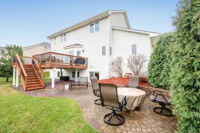 Prior Lake Single Family Home For Sale: 4526 Hummingbird Trail NE