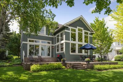 Minnetonka Beach Single Family Home For Sale: 3138 Northview Road