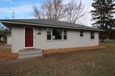 Coon Rapids Single Family Home For Sale: 11108 Bittersweet Street NW