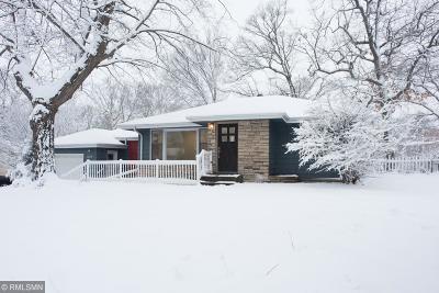 Golden Valley Single Family Home For Sale: 1513 Winnetka Ave Avenue N