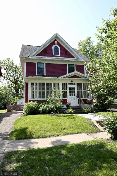 Saint Paul Single Family Home For Sale: 1794 Dayton Avenue