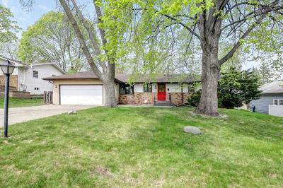 New Hope Single Family Home For Sale: 8000 29th Avenue N