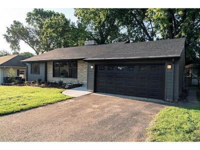 Edina Single Family Home For Sale: 5013 Edinbrook Lane