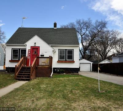Rochester Single Family Home Contingent: 936 3rd Avenue SE