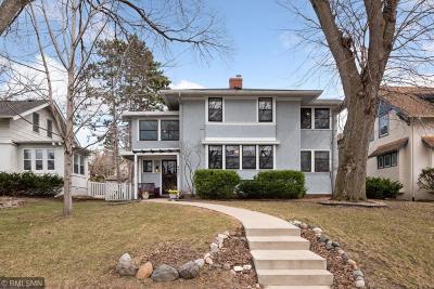 Minneapolis Single Family Home For Sale: 4921 Dupont Avenue S