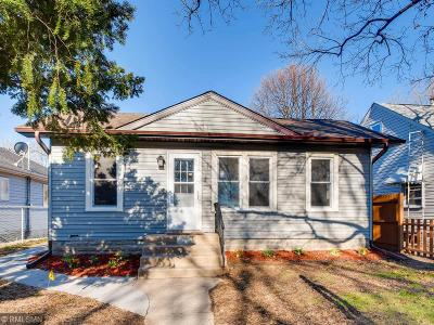 Minneapolis Single Family Home Coming Soon: 4831 Colfax Avenue N