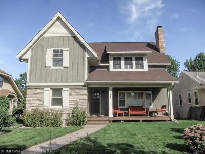 Minneapolis Single Family Home For Sale: 6109 Elliot Avenue