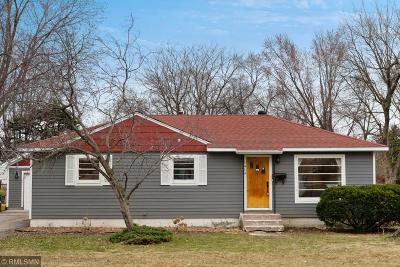 Hopkins Single Family Home For Sale: 1414 Cambridge Street