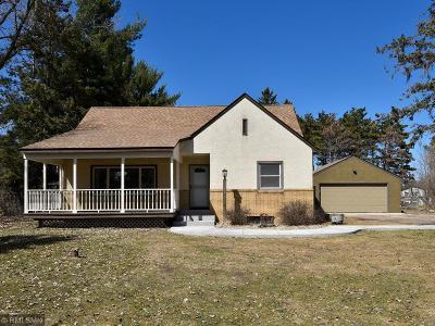 Anoka County Single Family Home For Sale: 1747 Soderville Drive NE