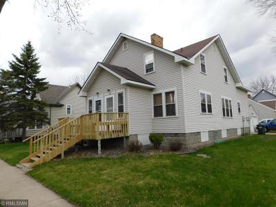 Willmar Multi Family Home For Sale: 121 Trott Avenue SE