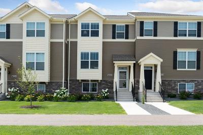 Maple Grove Condo/Townhouse For Sale: 11491 82nd Avenue N