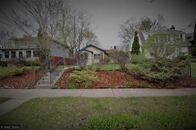 Minneapolis Single Family Home Contingent: 3514 Saint Paul Avenue