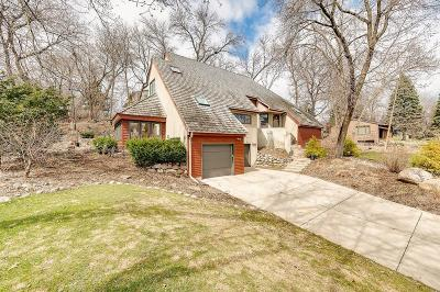 Edina MN Single Family Home For Sale: $769,000