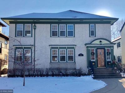 Saint Paul Multi Family Home For Sale: 1916 Summit Avenue