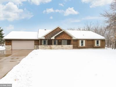 Oak Grove Single Family Home For Sale: 20900 Yellowpine Street NW