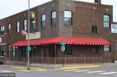 Chisago County, Isanti County, Pine County, Kanabec County Condo/Townhouse For Sale: 30 S Main Street #Kings