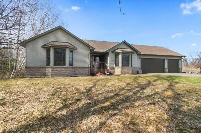 Isanti Single Family Home For Sale: 29802 Pine Oak Lane