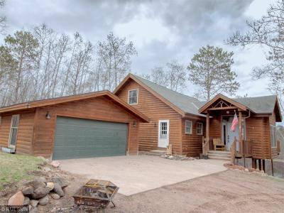 Pine County Single Family Home For Sale: 75392 Happy Valley Road