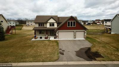 Chisago City MN Single Family Home For Sale: $289,900
