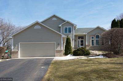 Maple Grove Single Family Home Contingent: 8822 Fountain Lane N