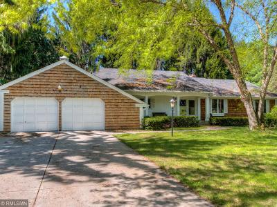 Woodbury Single Family Home For Sale: 1350 Belmont Drive