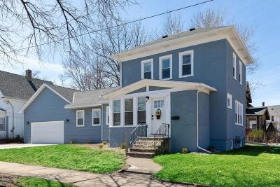 Minneapolis Single Family Home For Sale: 1924 Quincy Street NE