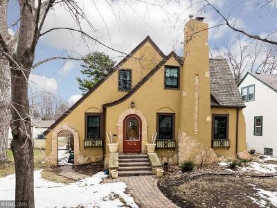 Minneapolis Single Family Home For Sale: 4312 Washburn Avenue N