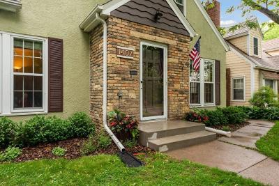 Saint Paul Single Family Home For Sale: 1407 Bayard Avenue