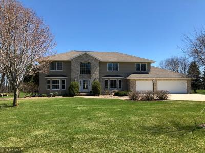 Rochester Single Family Home For Sale: 6680 Crest View Lane NW