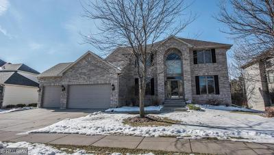 Maple Grove Single Family Home For Sale: 17719 78th Place N