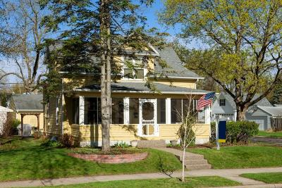 Hopkins Single Family Home For Sale: 246 9th Avenue N