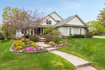 Oakdale Single Family Home For Sale: 7847 23rd Street N