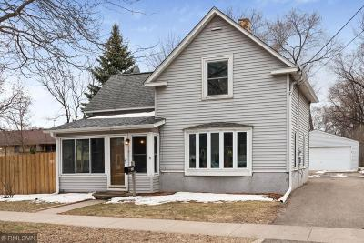 Anoka County Single Family Home Contingent: 628 Johnson Street